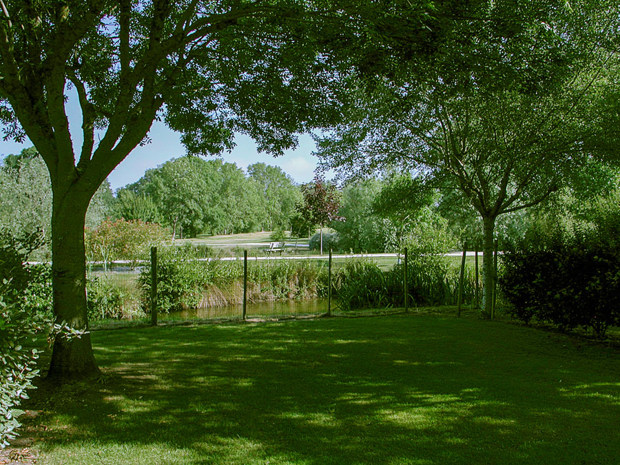 emplacements au camping Val-Vert - charente-maritime